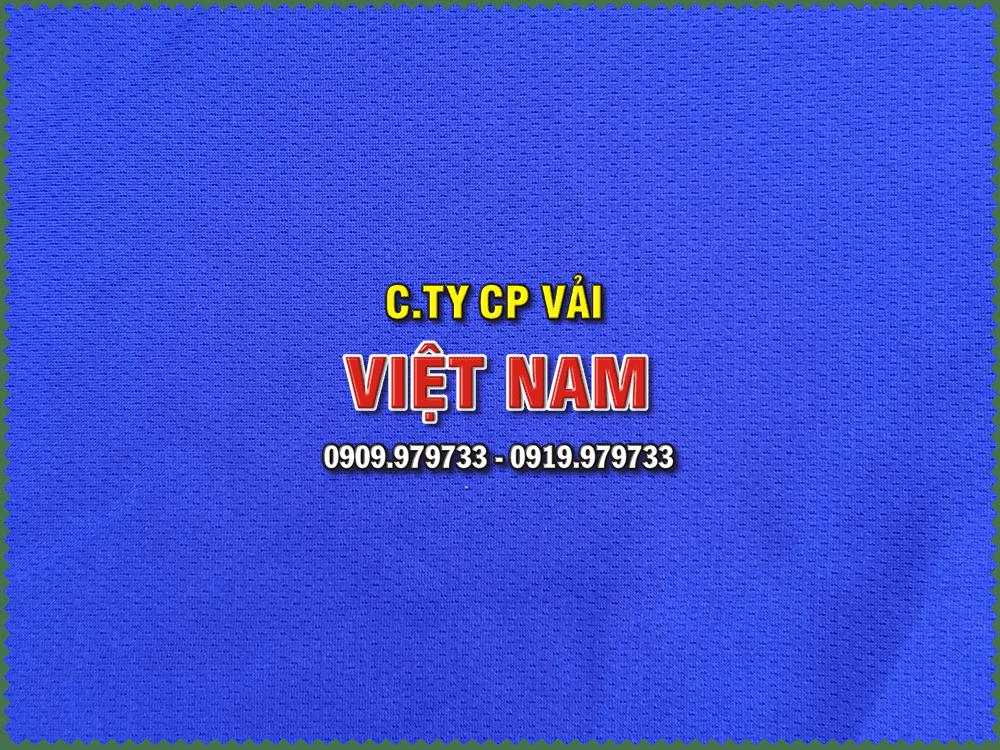 VẢI THUN MÈ (BÍCH)