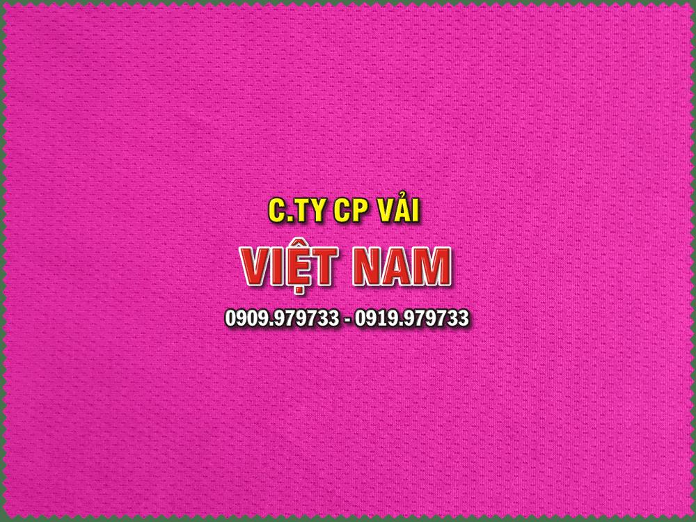 VẢI THUN MÈ (SEN)
